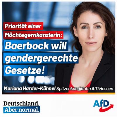 Mariana Harder-Kühnel (Ausschuss für Familie)